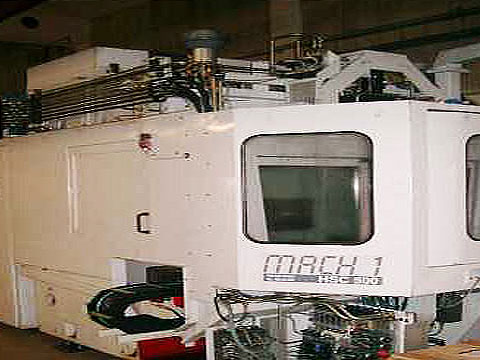 Honsberg HSC 500 mach1 machining centre