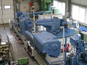 Naxos-Union RK 12 grinding machine