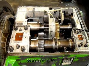Waldrich Getriebe