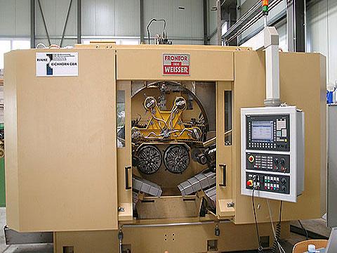 Weisser Frontor 32-2 CNC