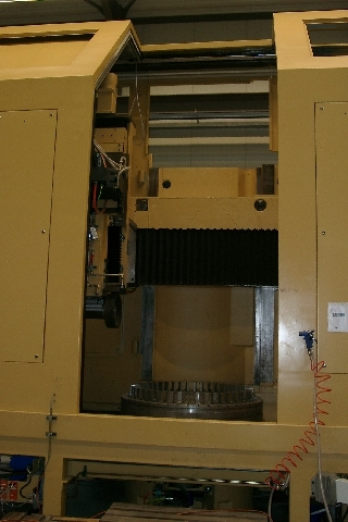 Berthiez VGM 125 grinding machine