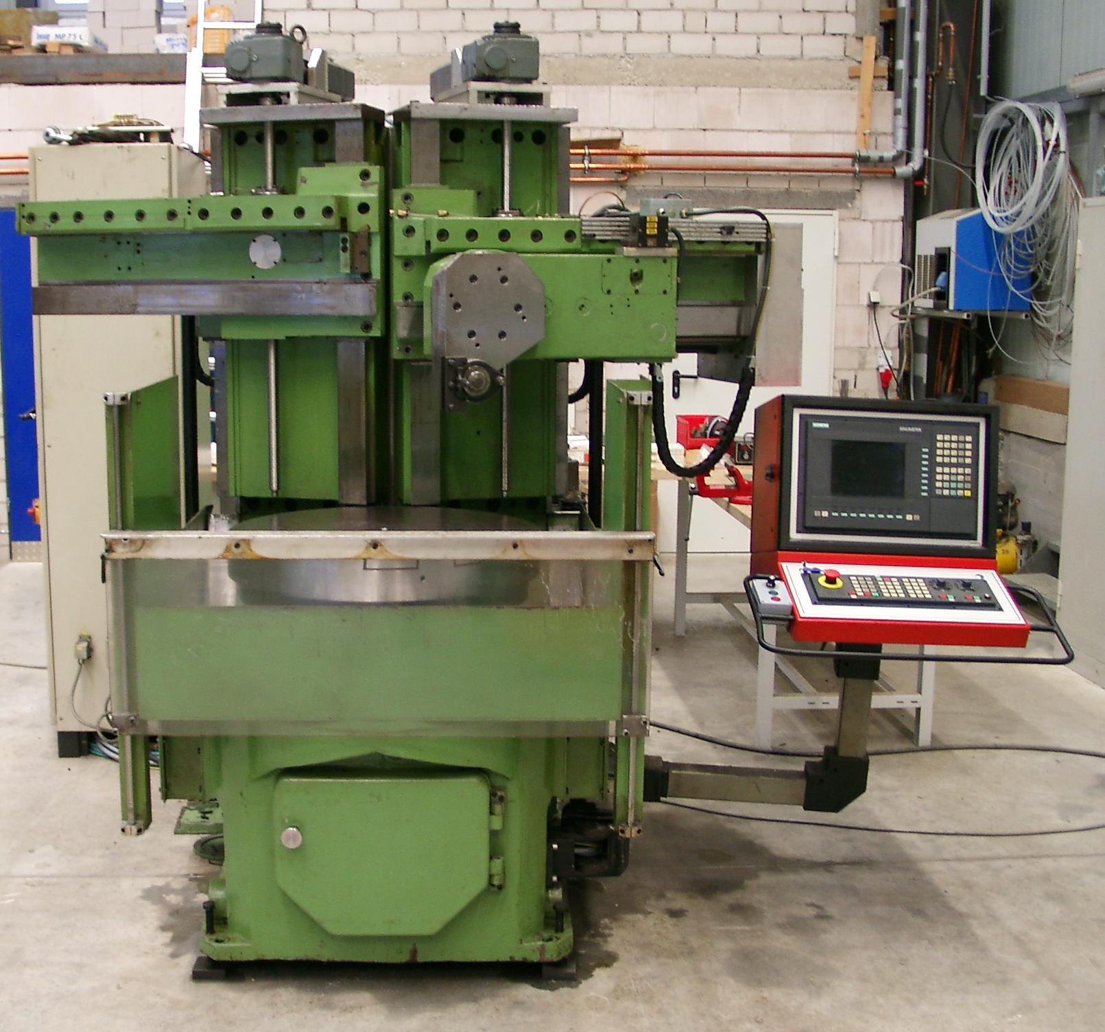 Sägeblattschleifmaschine